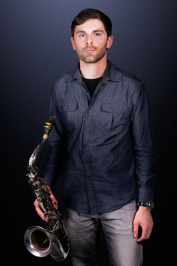 Saxophonist Kyle