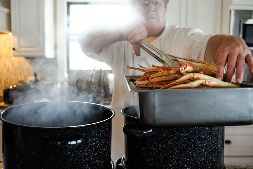 Outer Banks Clam Bakes - wedding caterers