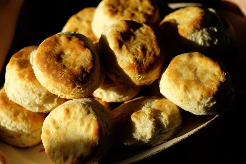 Outer Banks Clam Bakes - biscuits