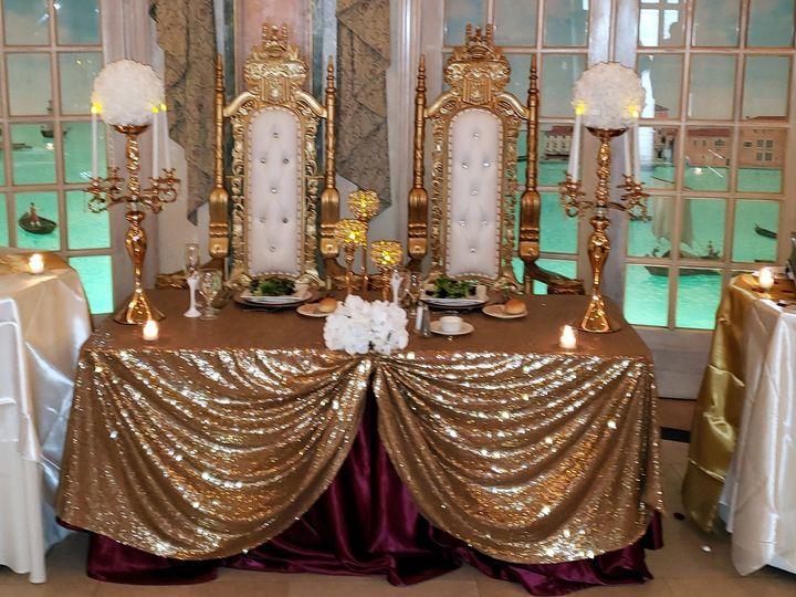 Tmx Rose Wedding Reception 1 51 965645 Brooklyn, NY wedding eventproduction