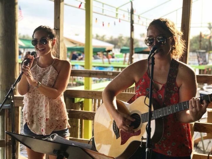 Live at Old Key Lime House