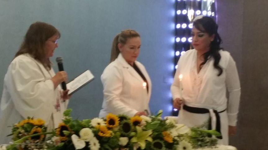 Claudia y Melina en Juarez