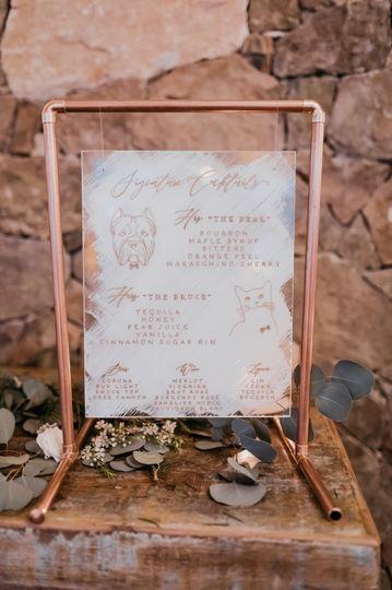 Acrylic Premium Signage