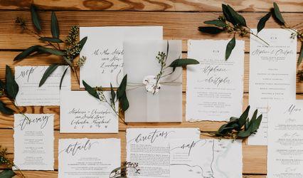 Stephanie Gould Calligraphy 1