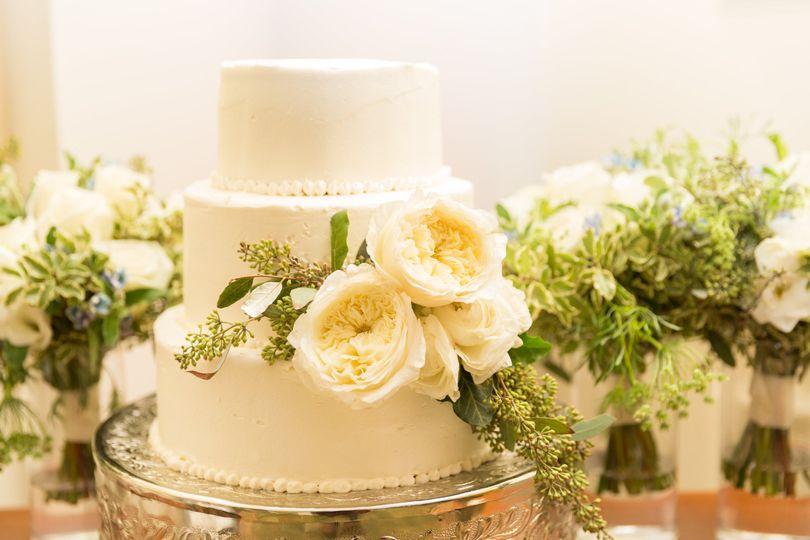 3 layered cake