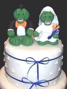 Tmx 1251896984986 Gatortopper Gainesville wedding cake