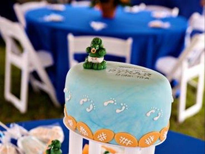 Tmx 1251897017236 Tammysshowercake05 Gainesville wedding cake