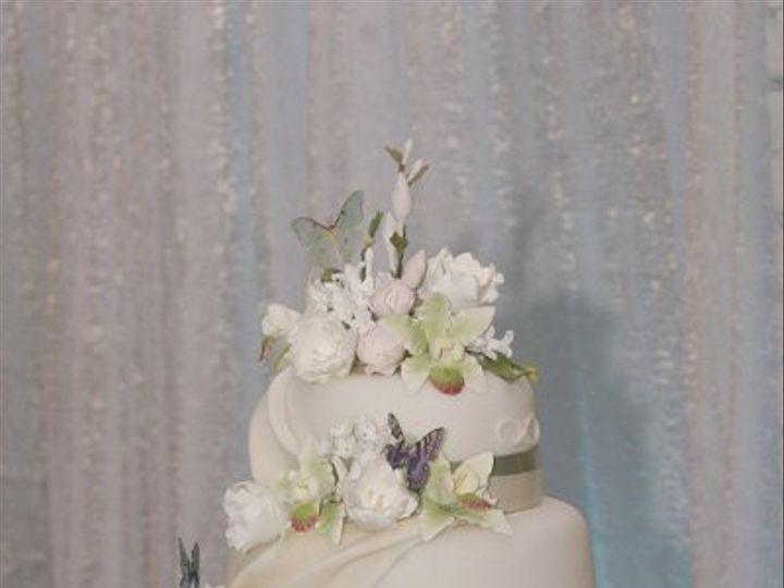 Tmx 1251897125267 IMG5271 Gainesville wedding cake