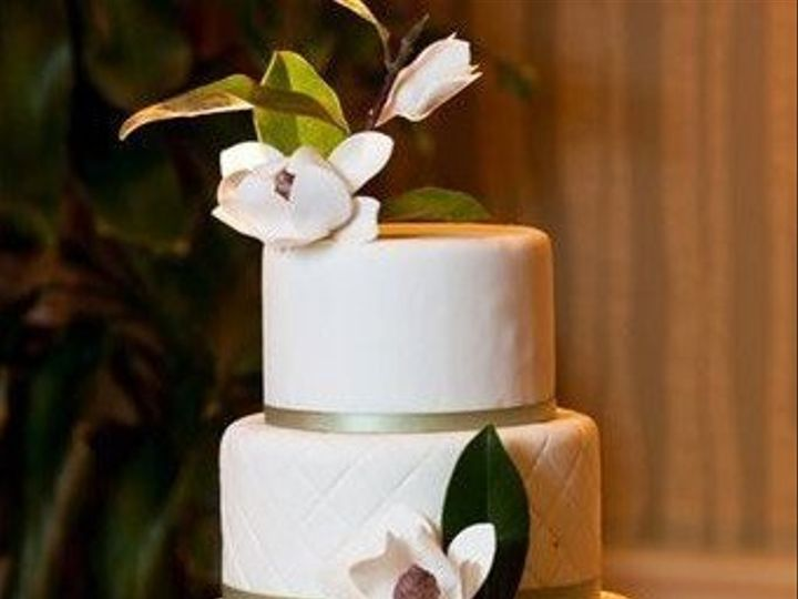 Tmx 1303753011616 Hiltoncake Gainesville wedding cake