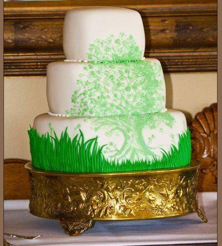 Tmx 1303753014085 Treecake Gainesville wedding cake