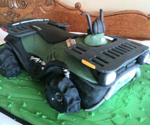 Tmx 1303753020194 4wheeler Gainesville wedding cake
