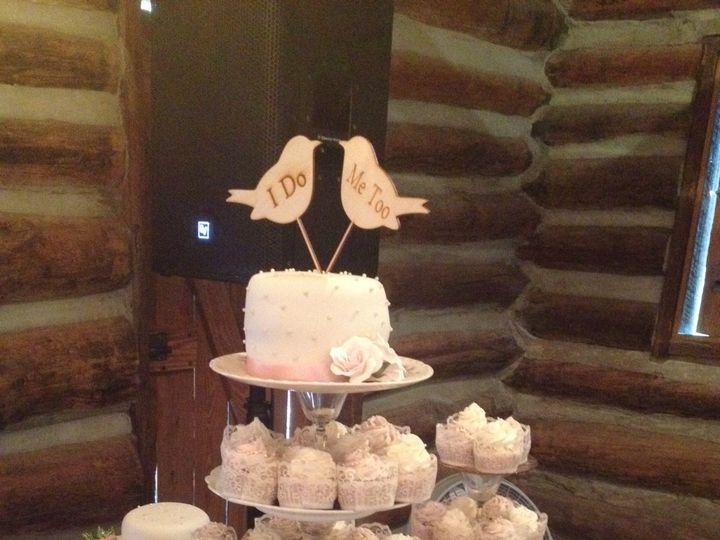 Tmx 1382538828958 Img2818.jpg Gainesville wedding cake