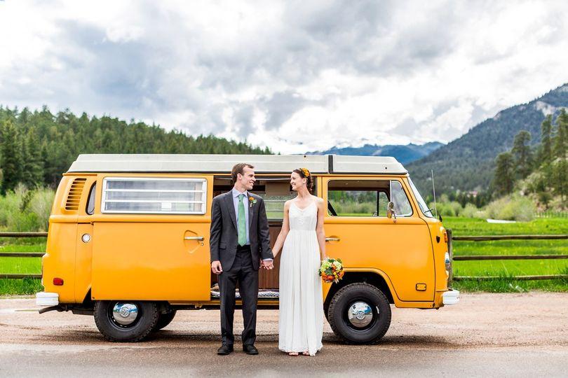 boho mountain wedding photographer