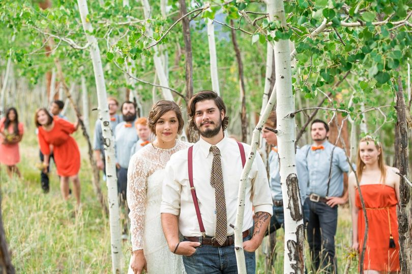 rocky mountain wedding photography