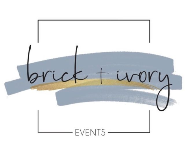 Brick and ivory logo