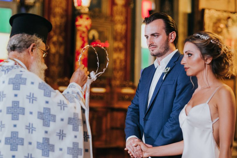 Orthodox ceremony