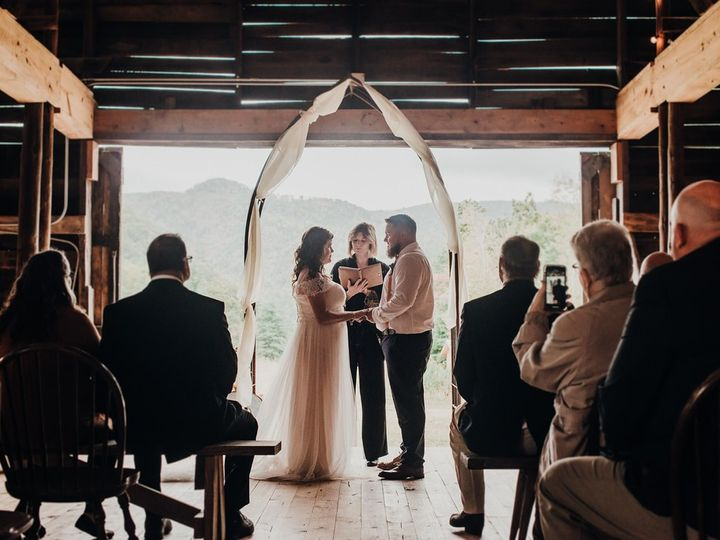Tmx Mckayla And Brent 51 1050745 158439651481231 Asheville, NC wedding officiant