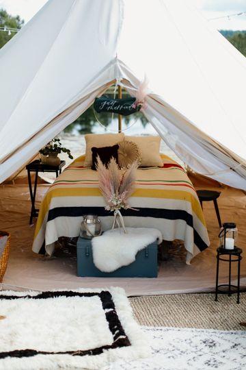 Tented Suite