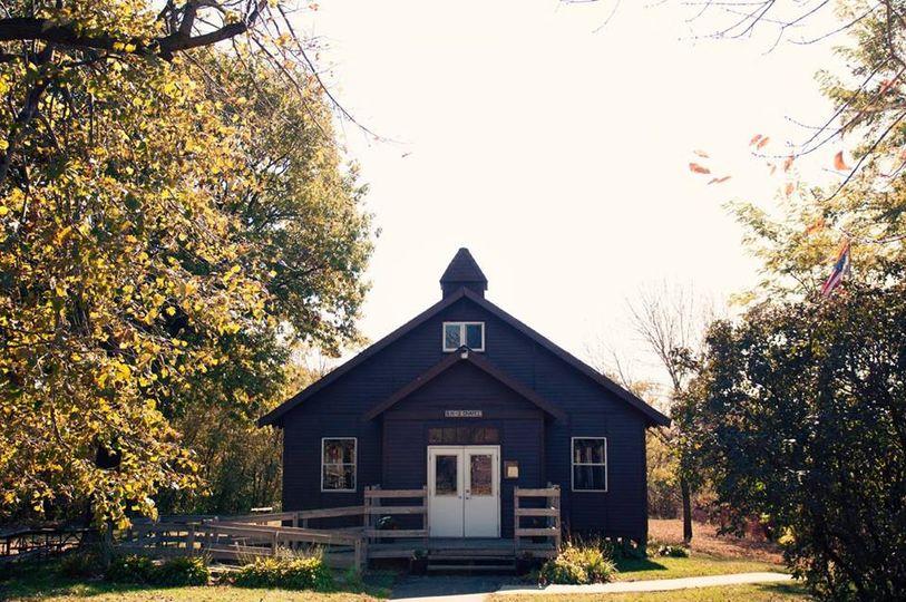 Outside of chapel