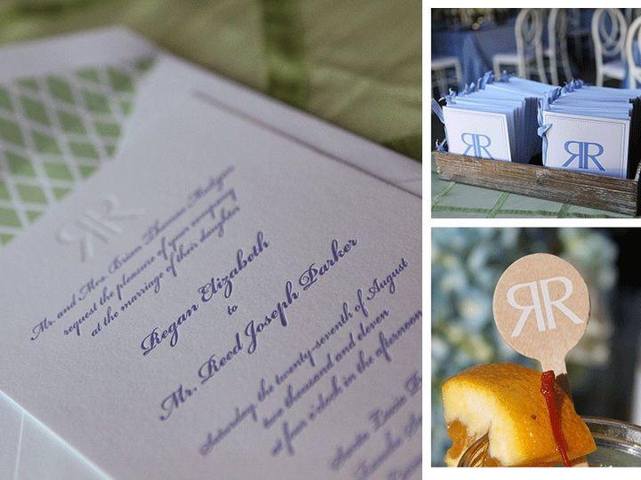 Tmx 1343674801895 Letterpressinvitations Concord wedding invitation