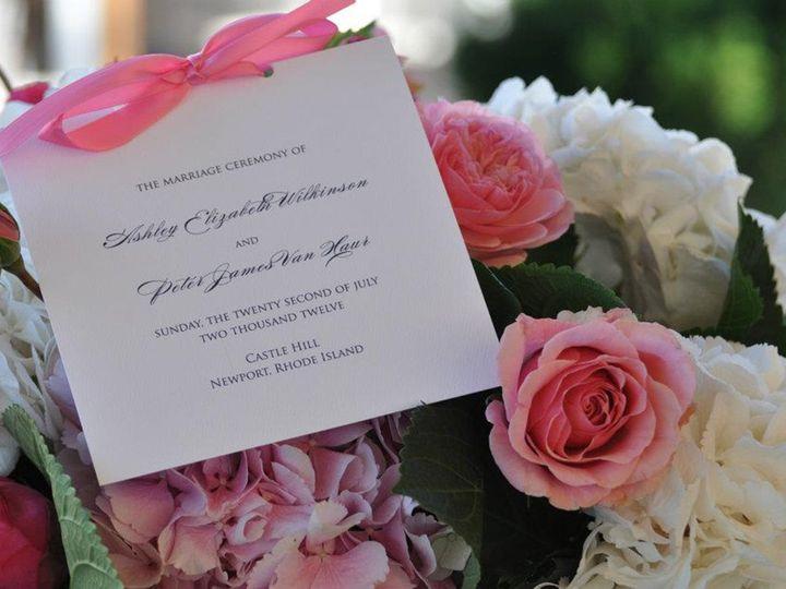 Tmx 1343674821096 Weddingprogrampink Concord wedding invitation