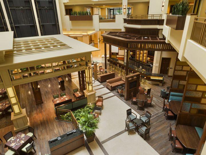 Tmx 1374090315006 Atrium02 Kissimmee, FL wedding venue