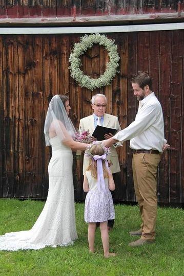 Weddings by Reverend Lovejoy