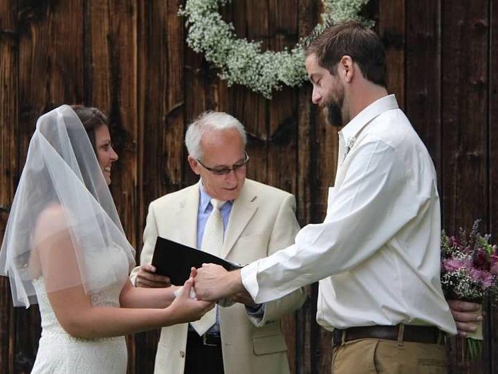 Tmx 1438134401122 Charlotte And Steve5 Rutland wedding officiant