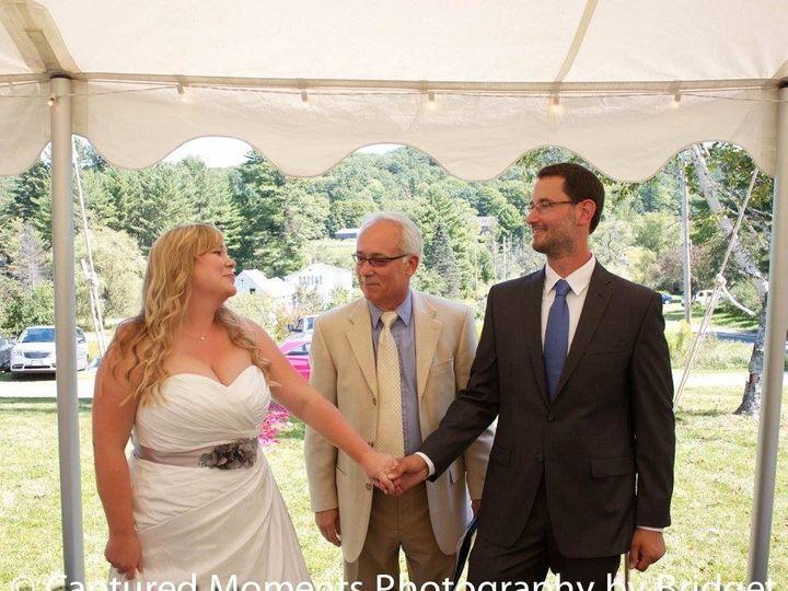 Tmx 1442773844052 Jessica And Gregg3 Rutland wedding officiant