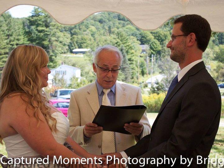 Tmx 1442773850770 Jessica And Gregg4 Rutland wedding officiant