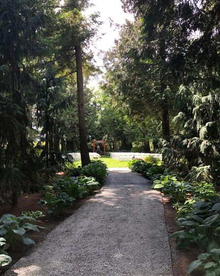Path to the North Garden