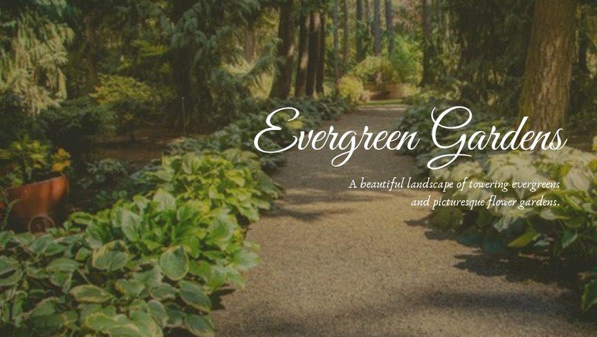 Evergreen Gardens