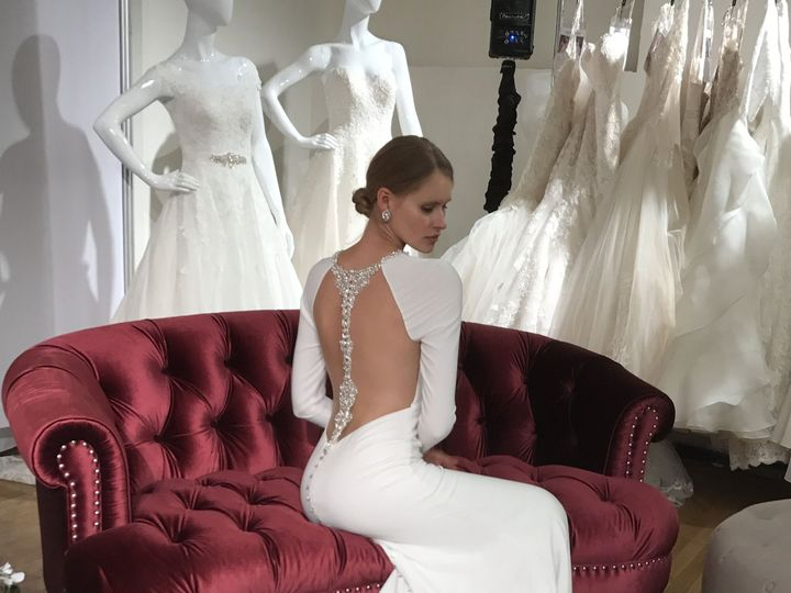 Tmx 1518101231 Cec70885b3d52fc6 1518101227 F98b904cc9655b76 1518101226762 19 IMG 8709 Manassas, VA wedding dress