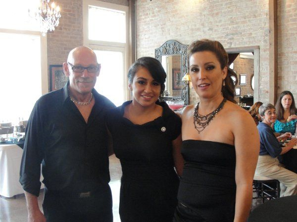 our staff Marc ,Gaby and Desiree Dantas