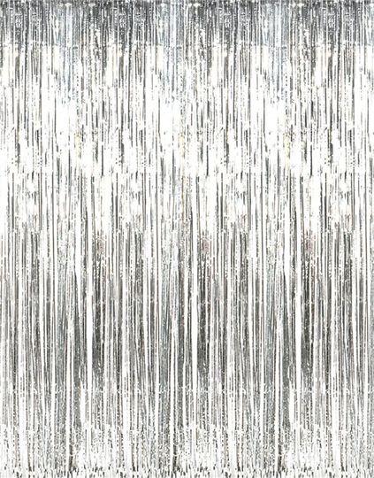backdrop silver