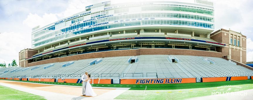 Illinois Premium Seating and Events at Memorial Stadium