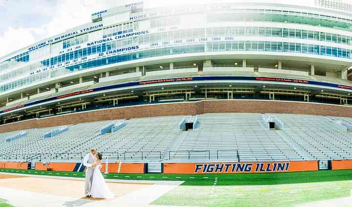 Illinois Premium Seating and Events at Memorial Stadium