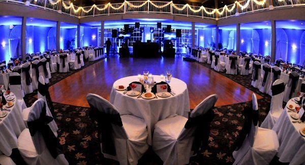 Tmx 1272400162002 LEDBlue Clark wedding dj