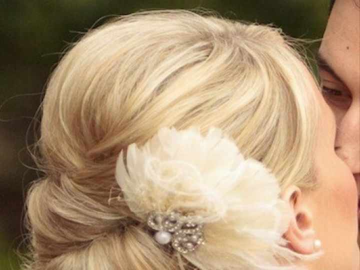 Tmx 1418835311260 Wedding Hairstyle 3 061413 Lancaster, Pennsylvania wedding beauty