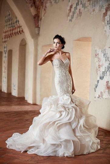 b2030a7631cd Wedding Vendors Providence Wedding Dresses Providence. 5ed99b3321e91439 EDDY  K CT186 full