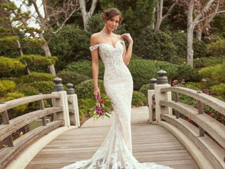 Tmx Kitty Chen 51 184745 158170333185002 Taunton, MA wedding dress