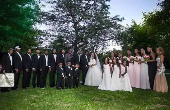 Jumping The Broom Weddings