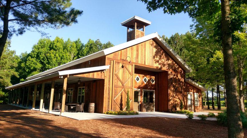 Chapel in Duplin's Vineyards