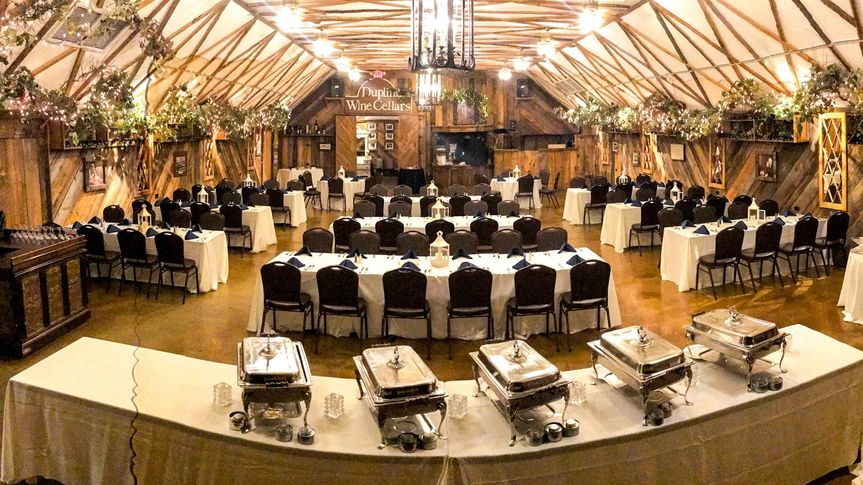 Bistro Wedding Reception