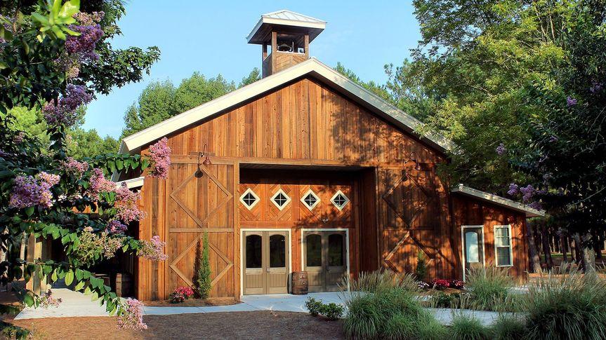 Chapel in Duplin's Vineyard
