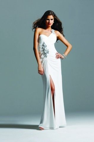3 ivory prom dress shop