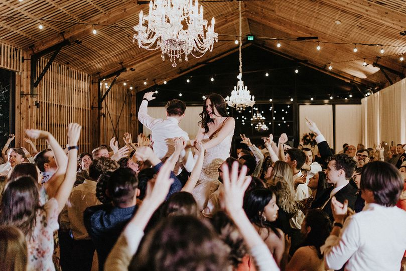 Happy crowd Kylee Patterson Photography