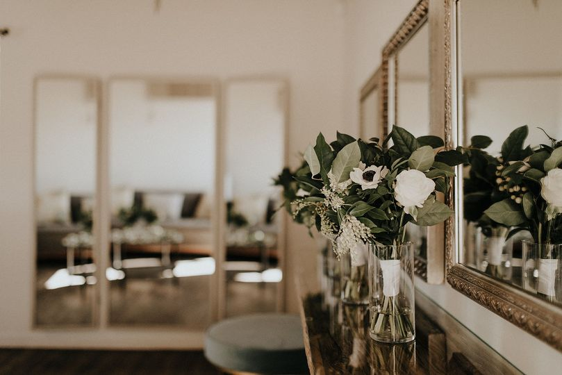 Floral decorations Kylee Patterson Photography
