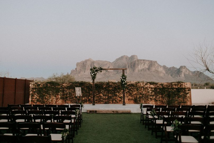 Outdoor wedding Kylee Patterson Photography