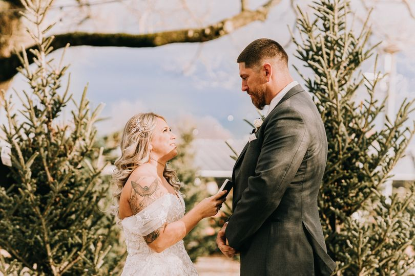 November Wedding at Terrain